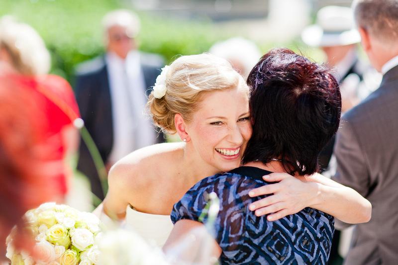 Hochzeitsfeier auf Weingut Wackerbarth